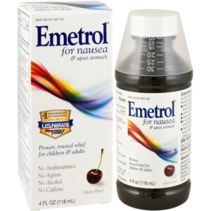 The medicinal product emetrol (domperidone)